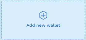 Bitpanda platform add a new wallet feature