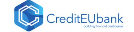 CreditEUBank official logo